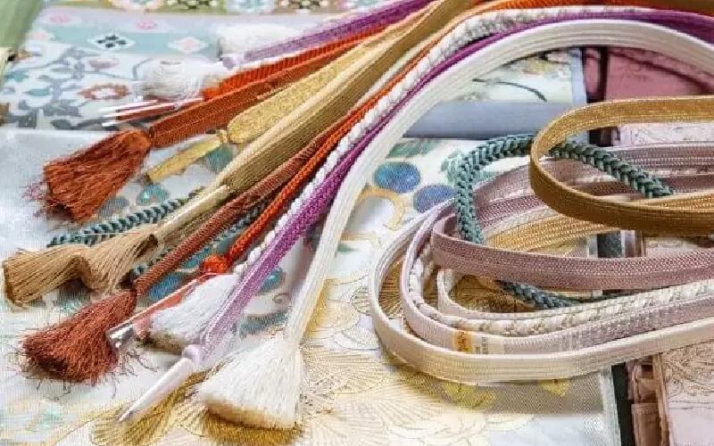 帯締めとは?着物に合う帯締めの選び方と種類